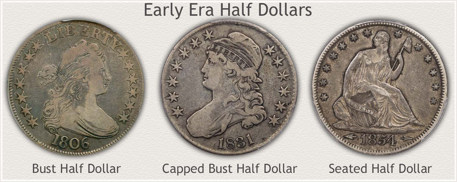 Early Era Half Dollars