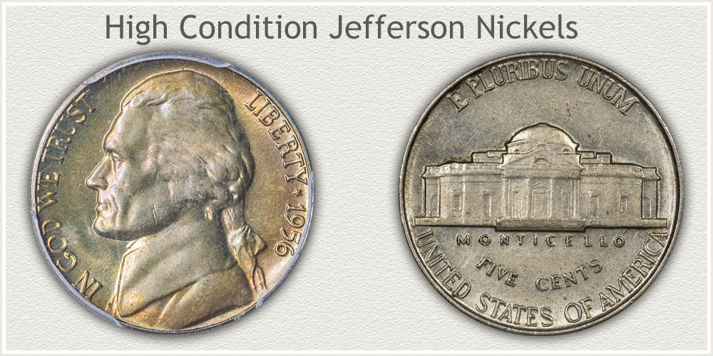 Eye Appealing Jefferson Nickels