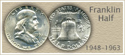 Go to...  Franklin Half Dollar Value