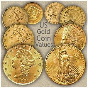 Gold Coin Values