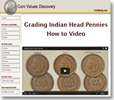 How to Grade Indian Head Pennies