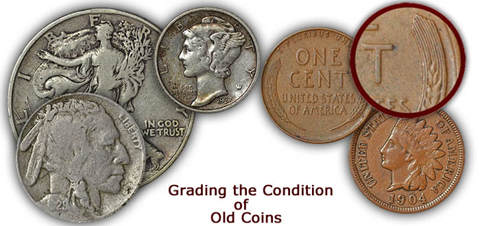 Video Series   Grading Old Coins