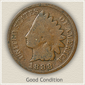 Indian Head Penny Good Condition
