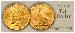 Go to..  Indian Ten Dollar Gold Coin Values