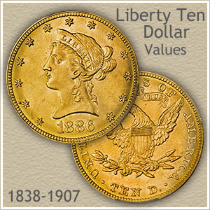 Liberty Ten Dollar Gold Coin Values Discover Their Worth Today
