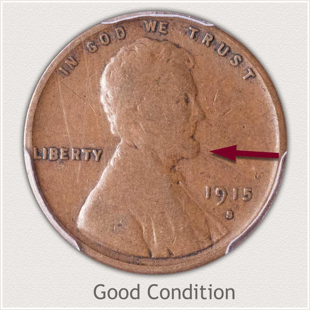 Good Grade Lincoln Wheat Penny