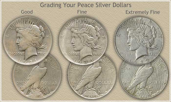 Peace Dollar Values Are Climbing