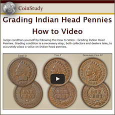 How to Grade Indian Pennies