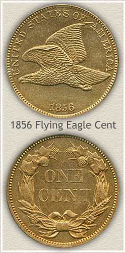 Rare Proof 1856 Flying Eagle Cent