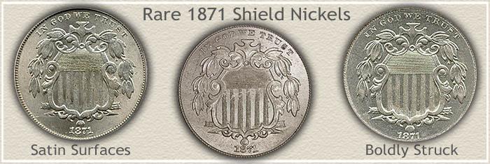 Rare 1871 Nickel Value