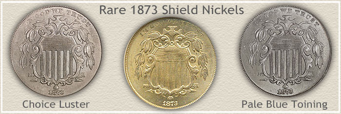 Rare 1873 Nickel Value