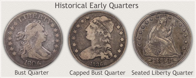 Early Quarter Dollars