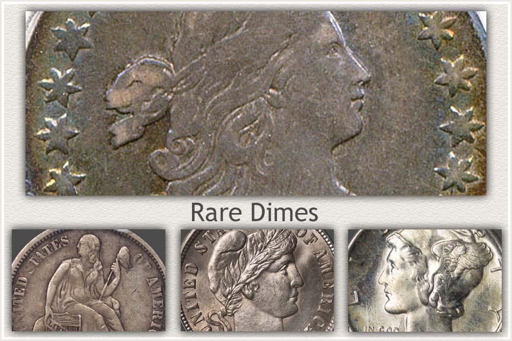 Rare Dimes