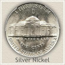 Silver Jefferson Nickel