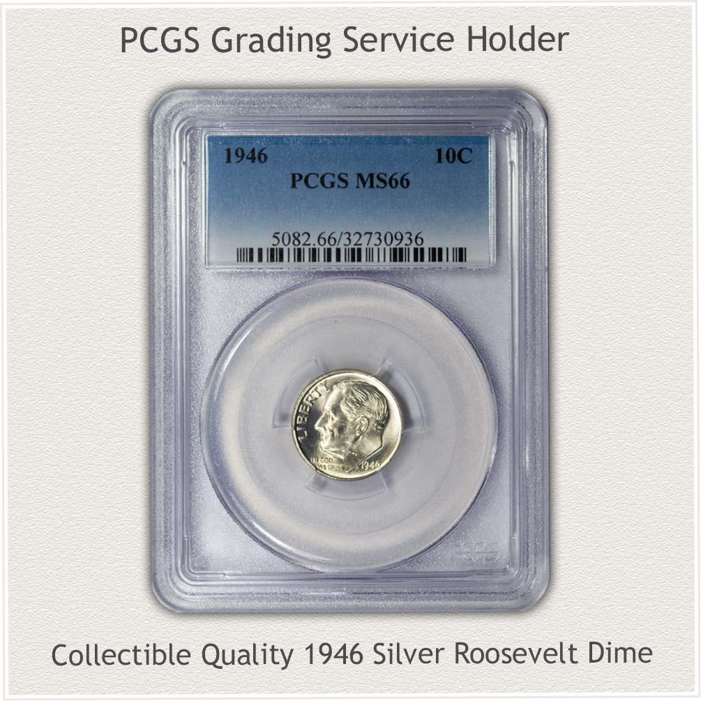 PCGS Grading Service Holder