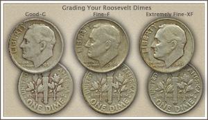 Visit...  Video | Grading Roosevelt Dimes