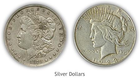 Bullion Value Of Silver Dollars