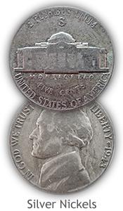 Silver Nickel Values