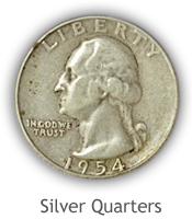 Silver Quarter Values
