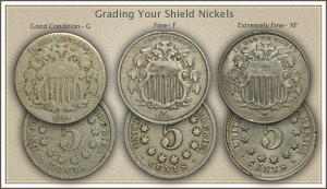 Visit...  Video | Grading Shield Nickels