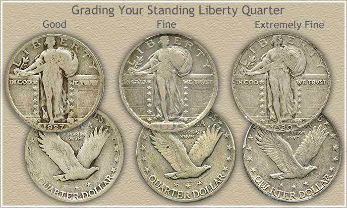 Standing Liberty Quarter Values Discover The High Values