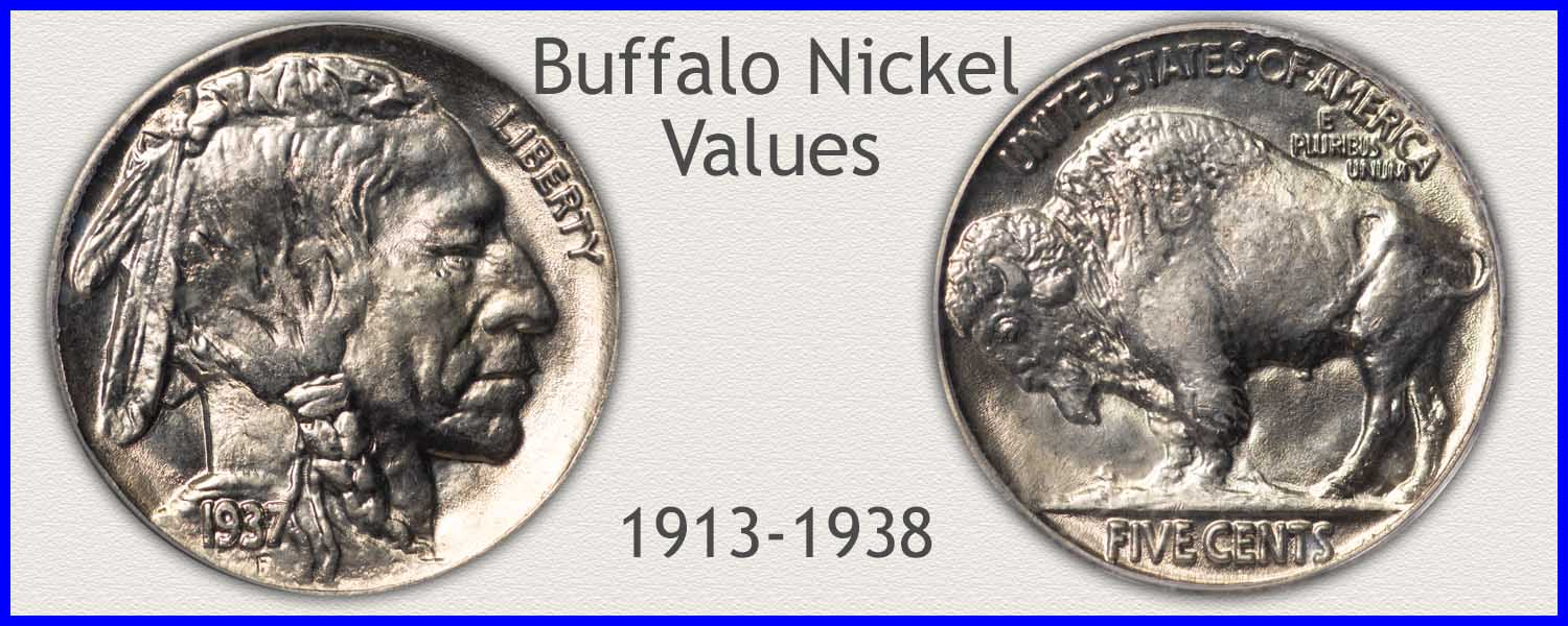 Go to...  Buffalo Nickel Value