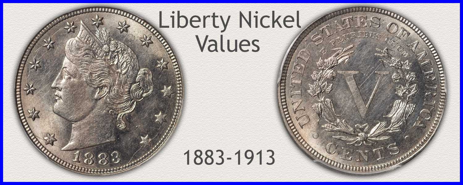 Go to...  Value of V Nickels