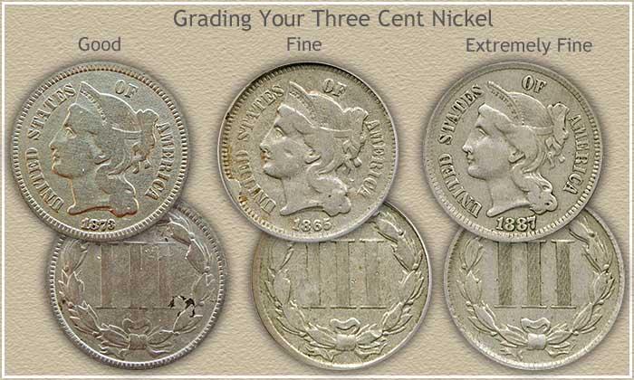 Grading Three Cent Nickels