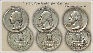 Visit...  Video | Grading Washington Quarters