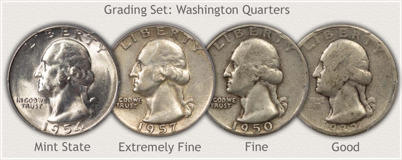 Key date 1936-S WASHINGTON SILVER QUARTER