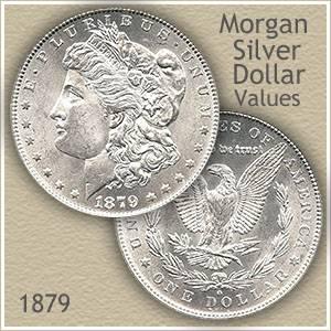 1879 Morgan Silver Dollar Value | Discover Their Worth