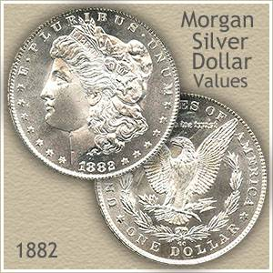 1882 Morgan Silver Dollar Value | Discover Their Worth