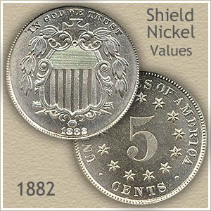 Uncirculated 1882 Nickel Value