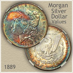 1889 Morgan Silver Dollar Value Discover Their Worth