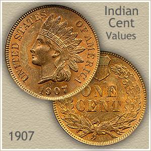 1907 Indian Head Penny Value | Discover Their Worth