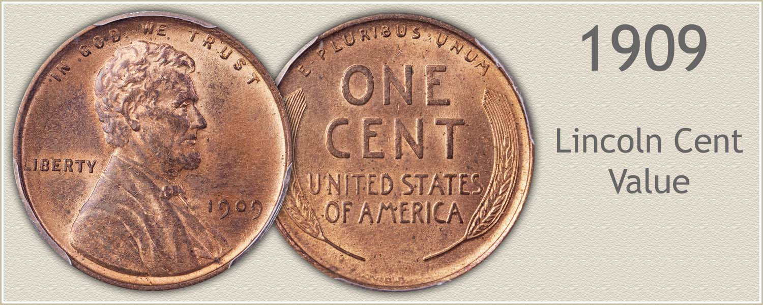 1909 Lincoln Penny Value