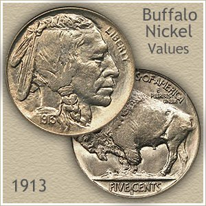 Uncirculated 1913 Nickel Value