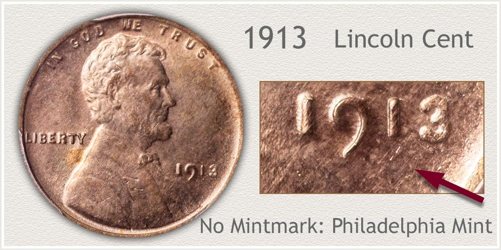 1913 Lincoln Penny