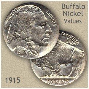 Uncirculated 1915 Nickel Value
