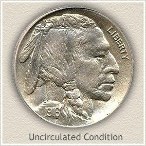1916 Nickel Uncirculated Condition