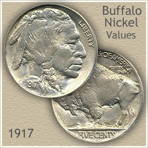 Uncirculated 1917 Nickel Value