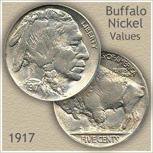 Uncirculated 1917 Nickel Value