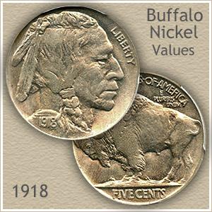 Uncirculated 1918 Nickel Value