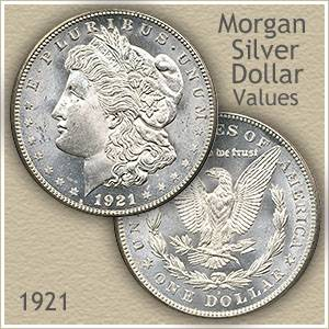 1921 morgan silver dollar value discover their worth