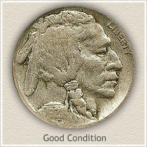 1921 Nickel Good Condition