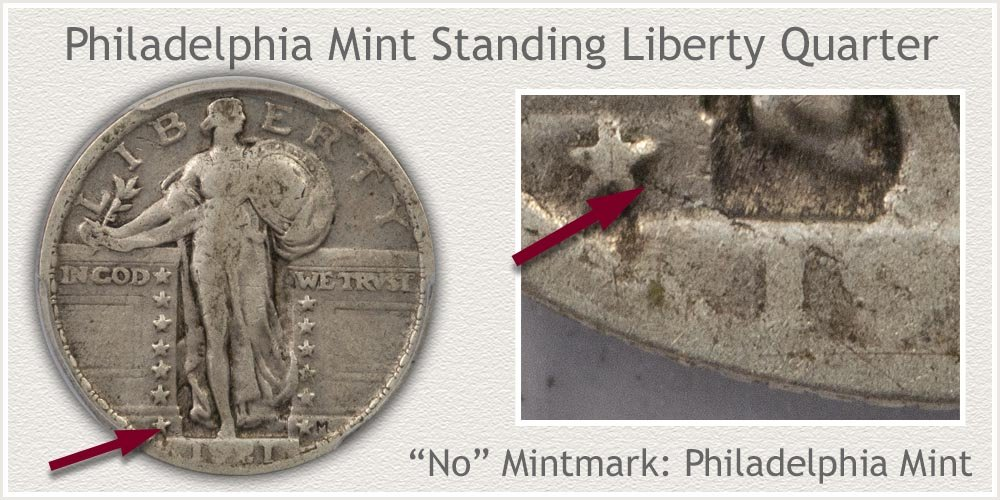 1921 Standing Liberty Quarter