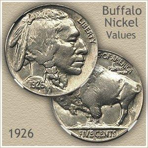 Uncirculated 1926 Nickel Value