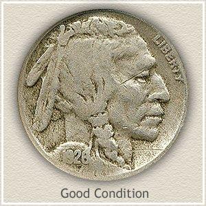 1926 Nickel Good Condition