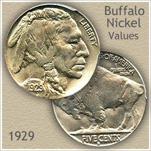 Uncirculated 1929 Nickel Value
