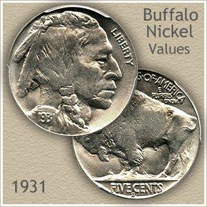Uncirculated 1931 Nickel Value